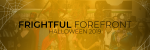 A Frightful Forefront Halloween
